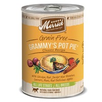Merrick Classic Grain Free Grammy's Pot Pie Canned Dog Food
