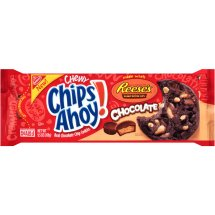 Chewy Chips Ahoy! Cookies,Chocolate Reese's Peanut Butter Cup, 9.5 oz