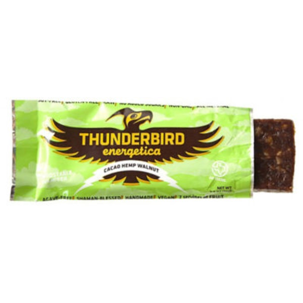 Thunderbird Energetica Cacao Hemp Walnut Bar