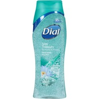 Dial Body Wash Skin Therapy Exfoliating with Himalayan Salt & Exfoliating Beads Body Wash