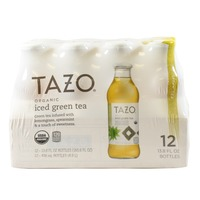 Tazo Tea Organic Iced Green Tea