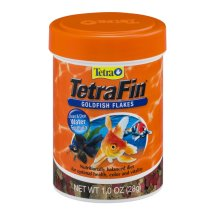Tetra TetraFin Goldfish Flakes Food, 1.0 OZ
