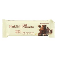 thinkThin High Protein Bar Brownie Crunch