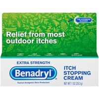 Benadryl® Itch Stopping Cream Extra Strength Itch Relief