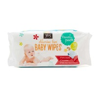 365 Chlorine Free Baby Wipes