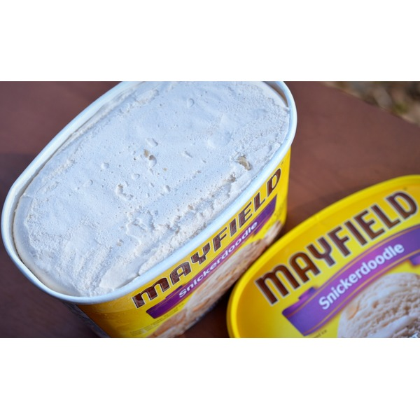 Mayfield Snickerdoodle Select Ice Cream