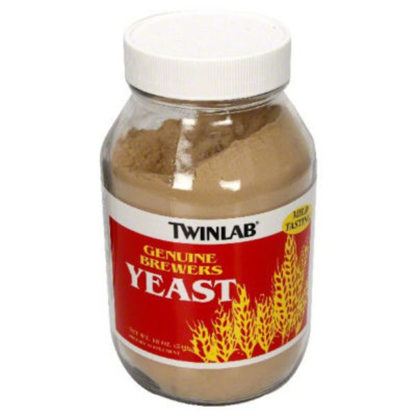 Twinlab Genuine Brewers Mild Tasting Yeast