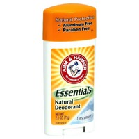 Arm & Hammer Essentials Unscented Deodorant