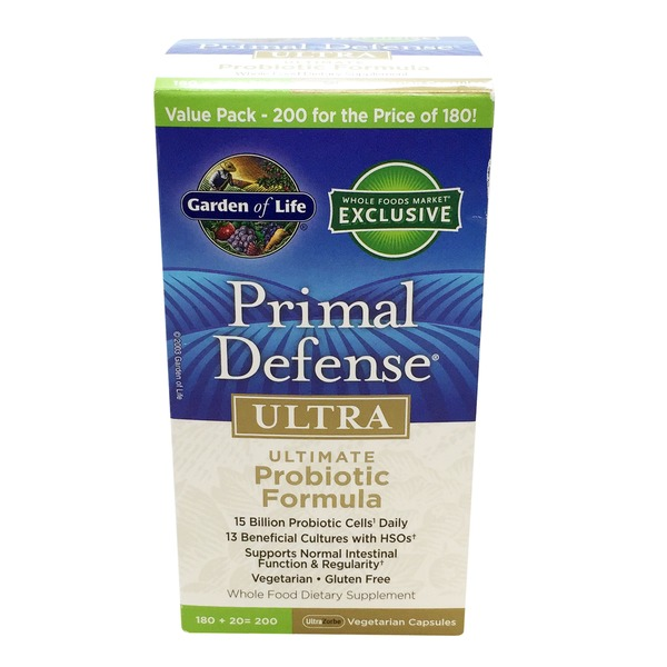 Garden of Life Primal Defense Ultra Plus