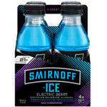 Smirnoff Ice Electric Berry Cocktail