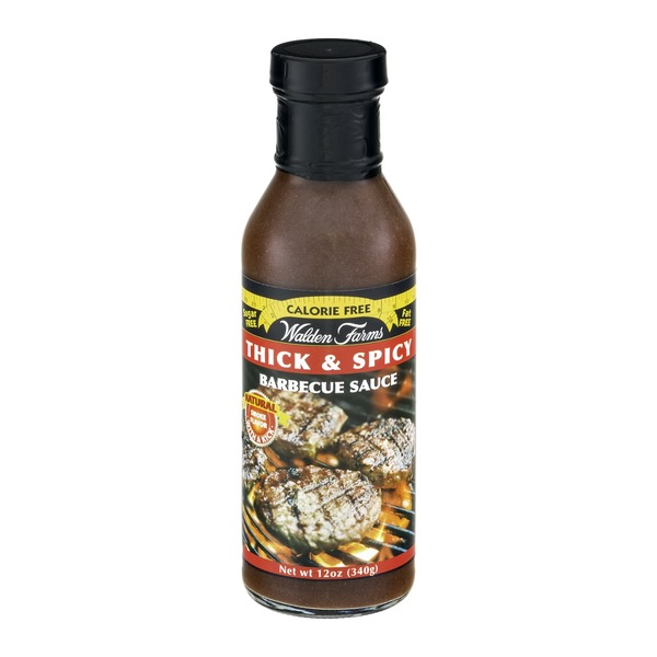 Walden Farms Calorie Free Thick & Spicy Sauce Barbecue