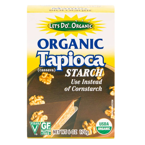 Let's Do...Organic Tapioca Starch (Flour)