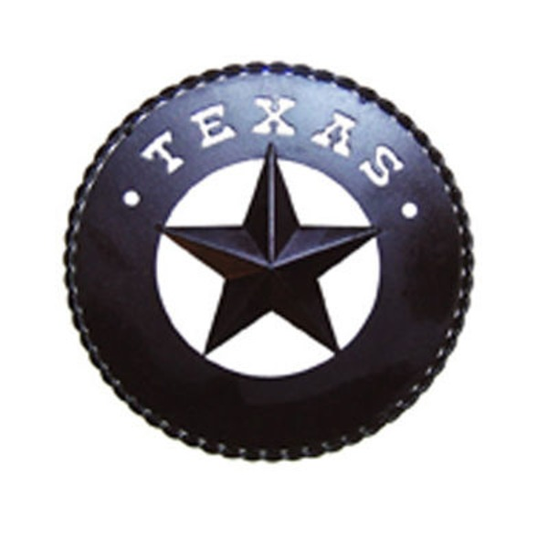 Interpro 9 Inch Texas Star With Wide Ring