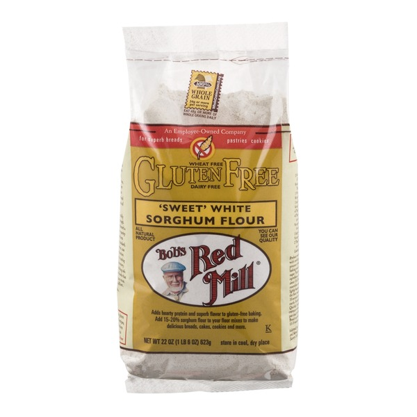Bob's Red Mill Gluten Free Sweet White Sorghum Flour