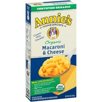 Annie's Homegrown Classic Mac & Cheese Macaroni & Cheese Organic
