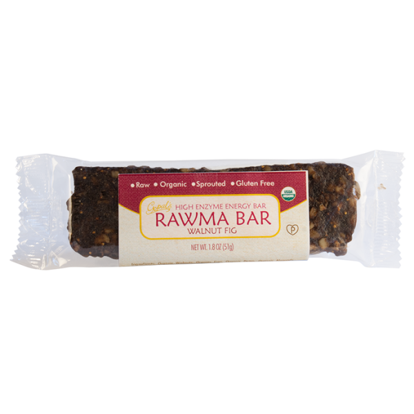 Gopal's Walnut-Fig Rawma Bars
