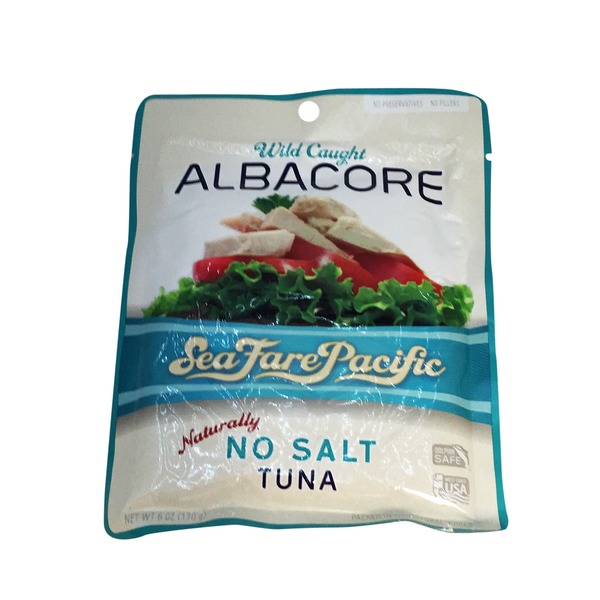 Sea Fare Pacific Wild Albacore Tuna