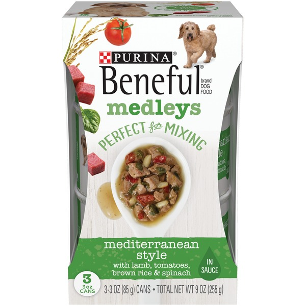 Beneful Mediterranean Style Medleys Dog Food