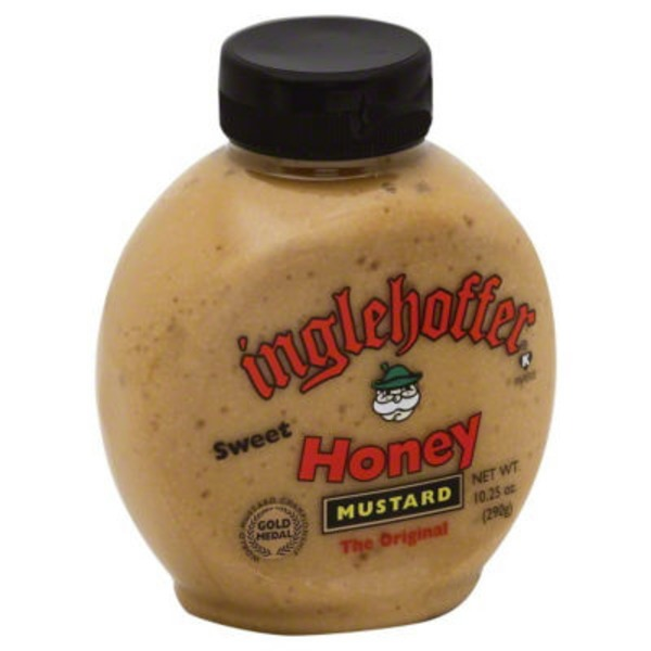 Inglehoffer Sweet Honey Mustard The Original