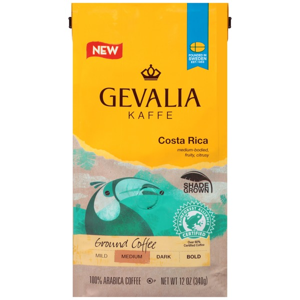 Gevalia Costa Rica Ground Coffee