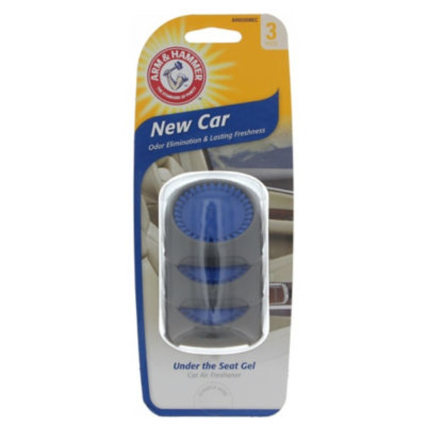 Arm & Hammer New Car Scent Under The Seat Gel Car Air Freshener
