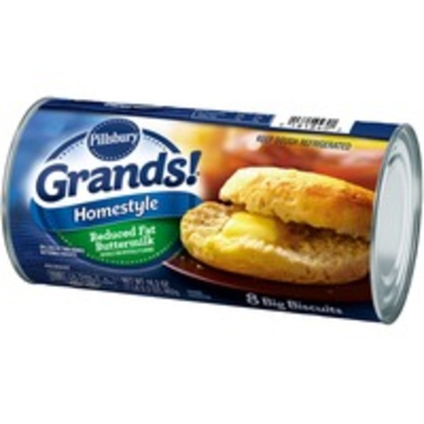 Pillsbury Grands! Homestyle Buttermilk Reduced Fat Biscuits