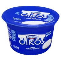 Dannon Oikos Greek Yogurt Nonfat Plain