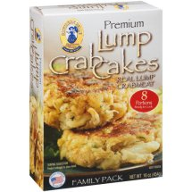 Southern Belle Lump Crab Cakes, 16 oz