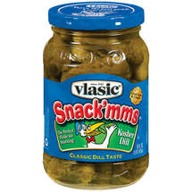 Vlasic Snack'mms Kosher Dill Pickles