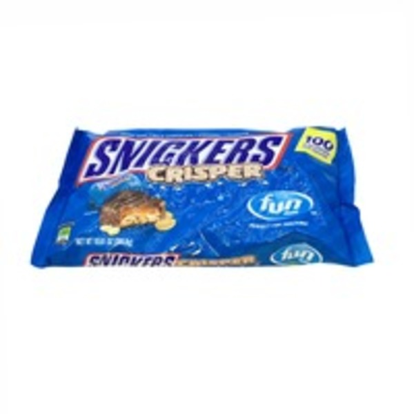 Snickers Fun Size Crisper Candies