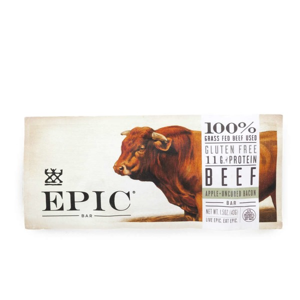 Epic Beef Apple Bacon Bar