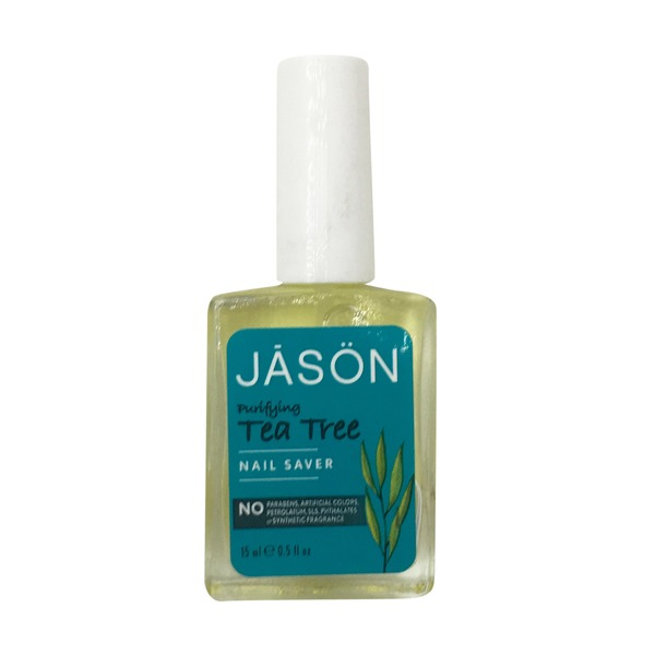 Jāsön Tea Tree Nail Saver