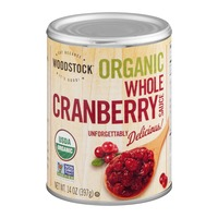 Woodstock Farms Organic Whole Cranberry Sauce