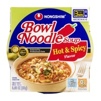 Nongshim Bowl Noodle Soup Hot & Spicy