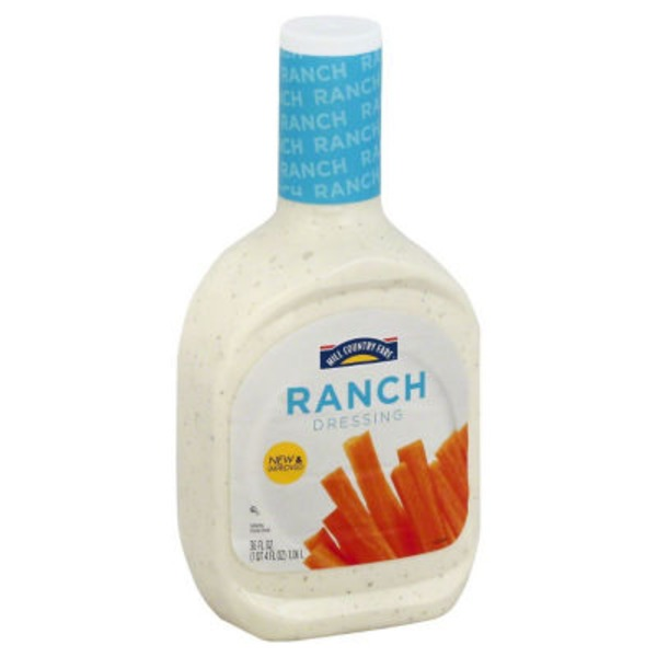 Hill Country Fare Ranch Salad Dressing
