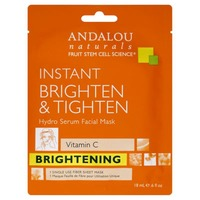 Andalou Naturals Brightening Hydro Serum Facial Mask