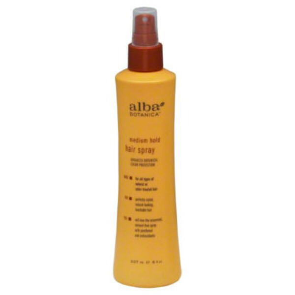 Alba Botanica Medium Hold Hair Spray