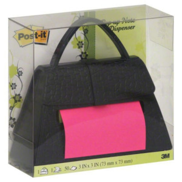 Scotch Post-it Pop-up Note Dispenser Includes 90 Notes