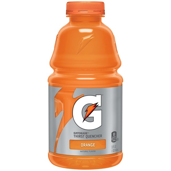 Gatorade Thirst Quencher Orange Sports Drink