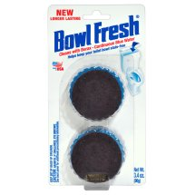 Bowl Fresh Automatic Bowl Cleaner, 2ct