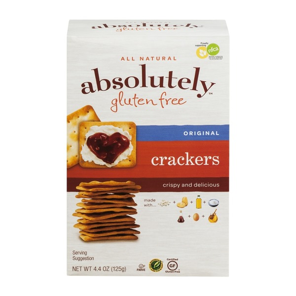 Absolutely Gluten Free Gluten Free Original Crackers