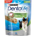 Purina DentaLife Daily Oral Care Small/Medium Dog Treats 10 ct Pouch