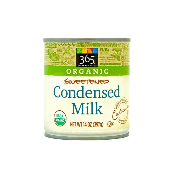 365 Organic Sweetened Condensed Milk