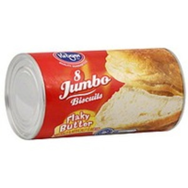 Kroger Biscuits Flaky Butter Jumbo