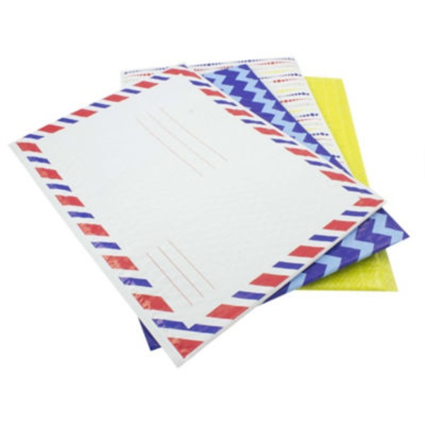 Scotch Decorative Plastic Bubble Mailer