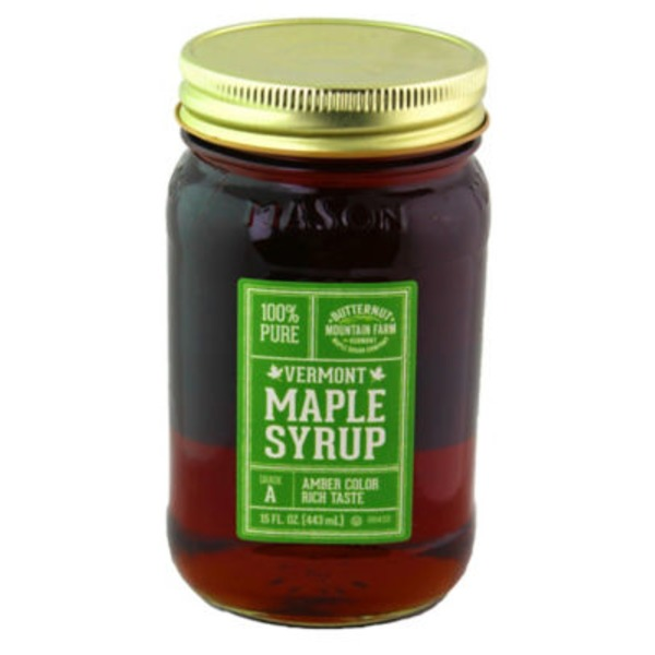Butternut Mountain Farm Pure Maple Syrup