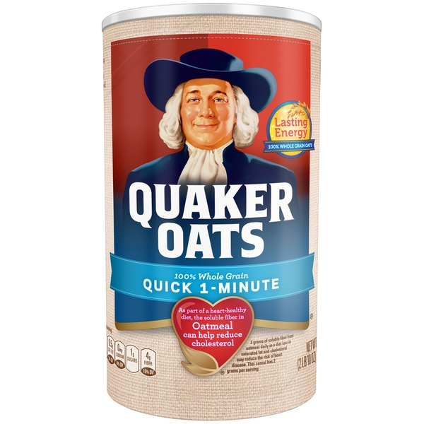 Quaker Quick 1-Minute Oatmeal