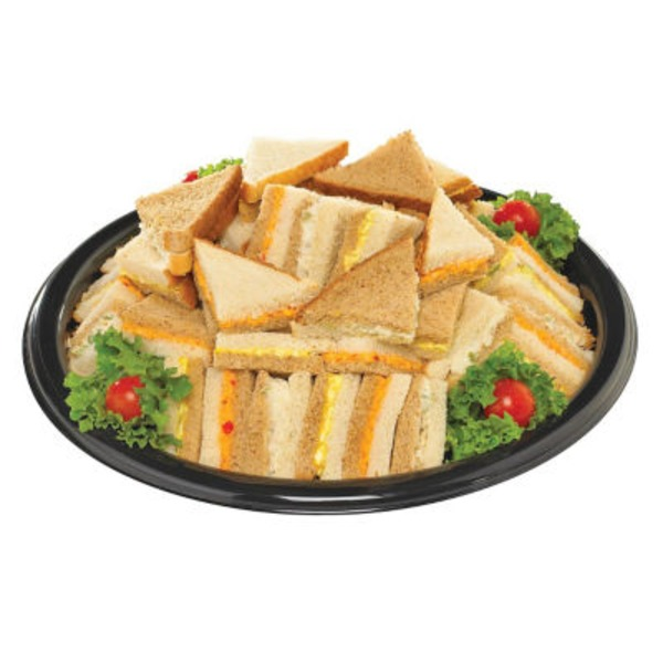 Hill Country Fare Large Finger Sandwich Party Tray