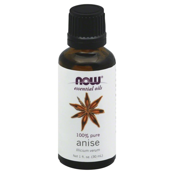 Now 100% Pure Anise