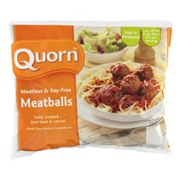 Quorn Meatballs Meatless & Soy Free